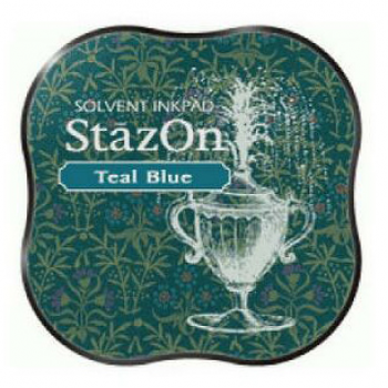 Stazon Mini Ink Pad - sugar and spice crafts - 2