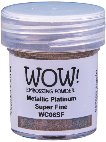WOW Embossing Powder Silver/Metallics