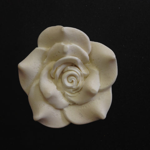 Silicone Mould Large Open Rose