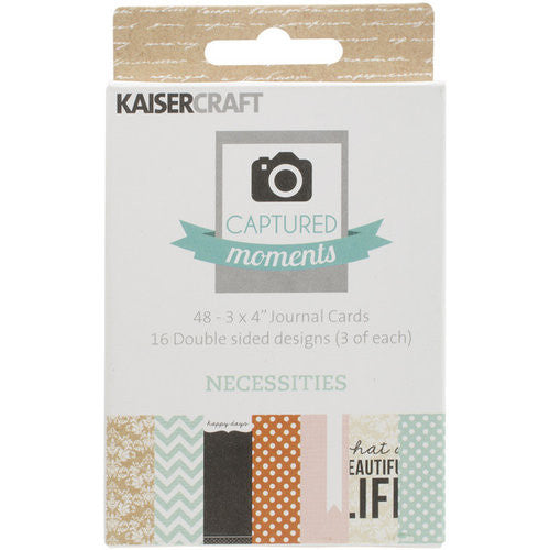 KaiserCraft Captured Moments Necessities - sugar and spice crafts