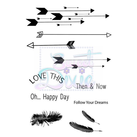 Marion Emberson Designs - Follow Your Dreams - sugar and spice crafts - 1