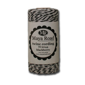 Maya Road Twine Cording - sugar and spice crafts - 2