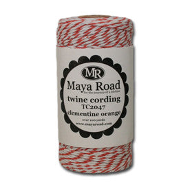 Maya Road Twine Cording - sugar and spice crafts - 1