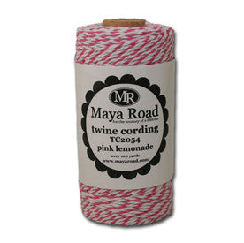 Maya Road Twine Cording - sugar and spice crafts - 4