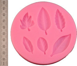 Silicone Mould WOW! Autumn Leaves