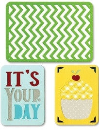 Sizzix - Life made Simple Dies - sugar and spice crafts - 3