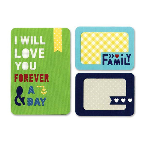 Sizzix - Life made Simple Dies - sugar and spice crafts - 4