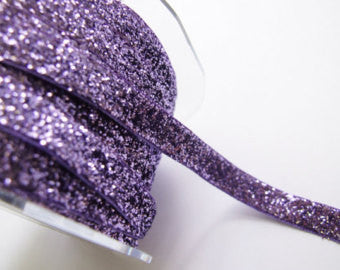 May Arts Velvet Glitter Ribbon - sugar and spice crafts - 2