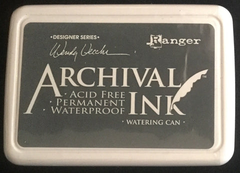 Ranger Archival Ink - sugar and spice crafts - 6