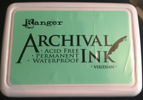 Ranger Archival Ink - sugar and spice crafts - 3