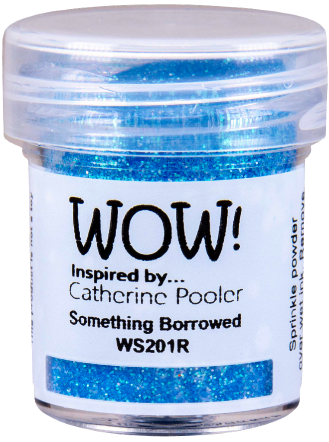 WOW! Something Borrowed Inspired by Catherine Pooler