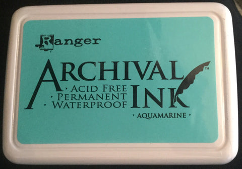 Ranger Archival Ink - sugar and spice crafts - 2