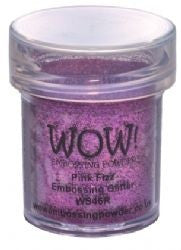 WOW Embossing Powders Pinks - See more options - sugar and spice crafts - 6
