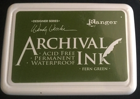 Ranger Archival Ink - sugar and spice crafts - 4