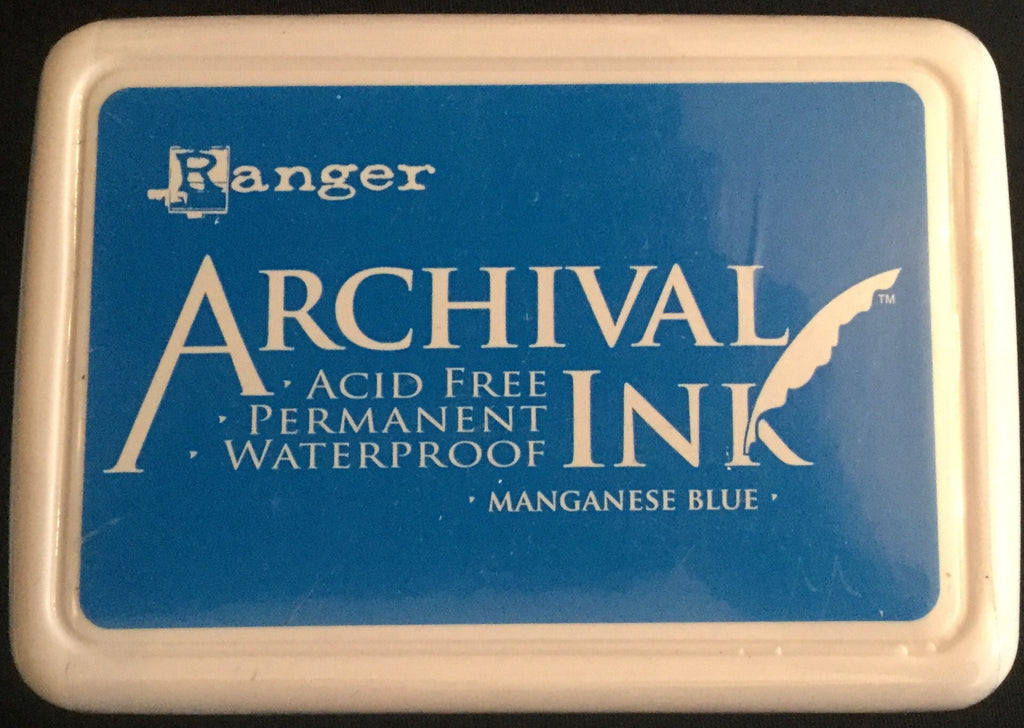Ranger Archival Ink - sugar and spice crafts - 1