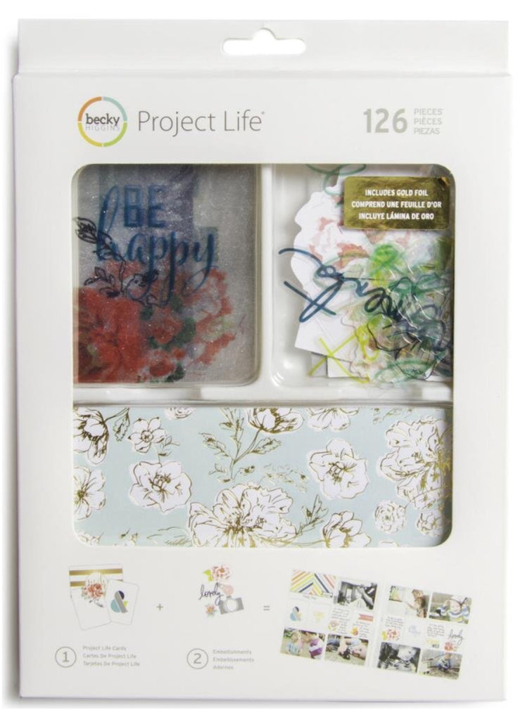 Project Life September Skies Kit