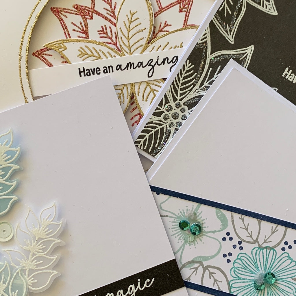 Sugar and Spice Cardmaking.. Keeping it simple 18th July 10am