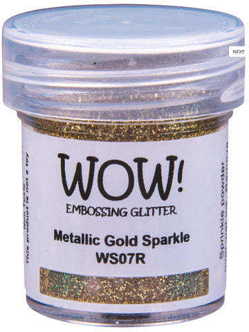 WOW Embossing Powders Golds/Yellows