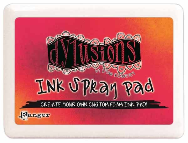 Dylusions - Ink Spray Pad - sugar and spice crafts