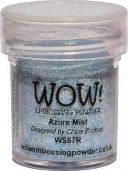 WOW Embossing Powders Blues - See more options - sugar and spice crafts - 13
