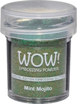 WOW Embossing Powders Greens - See more options - sugar and spice crafts - 11
