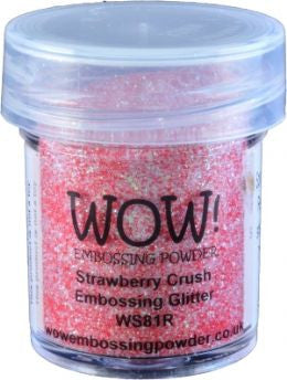 WOW Embossing Powders Reds - See more options - sugar and spice crafts - 8
