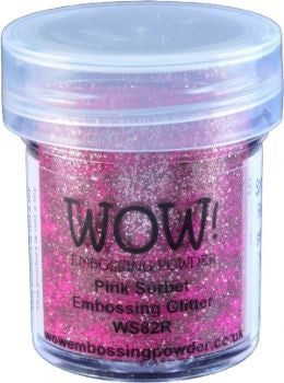 WOW Embossing Powders Pinks - See more options - sugar and spice crafts - 8
