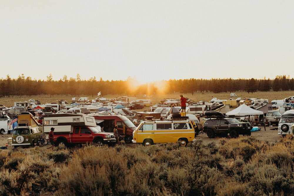Descend on bend 2019 - A VW bus adventure