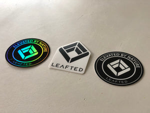 Leafted Sticker pack