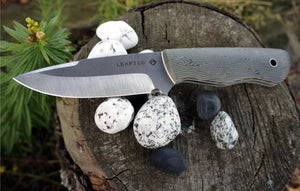 Falcon field Knife -Elements series - AIR - edition of 1