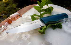 Falcon field Knife -Elements series - Water- edition of 1