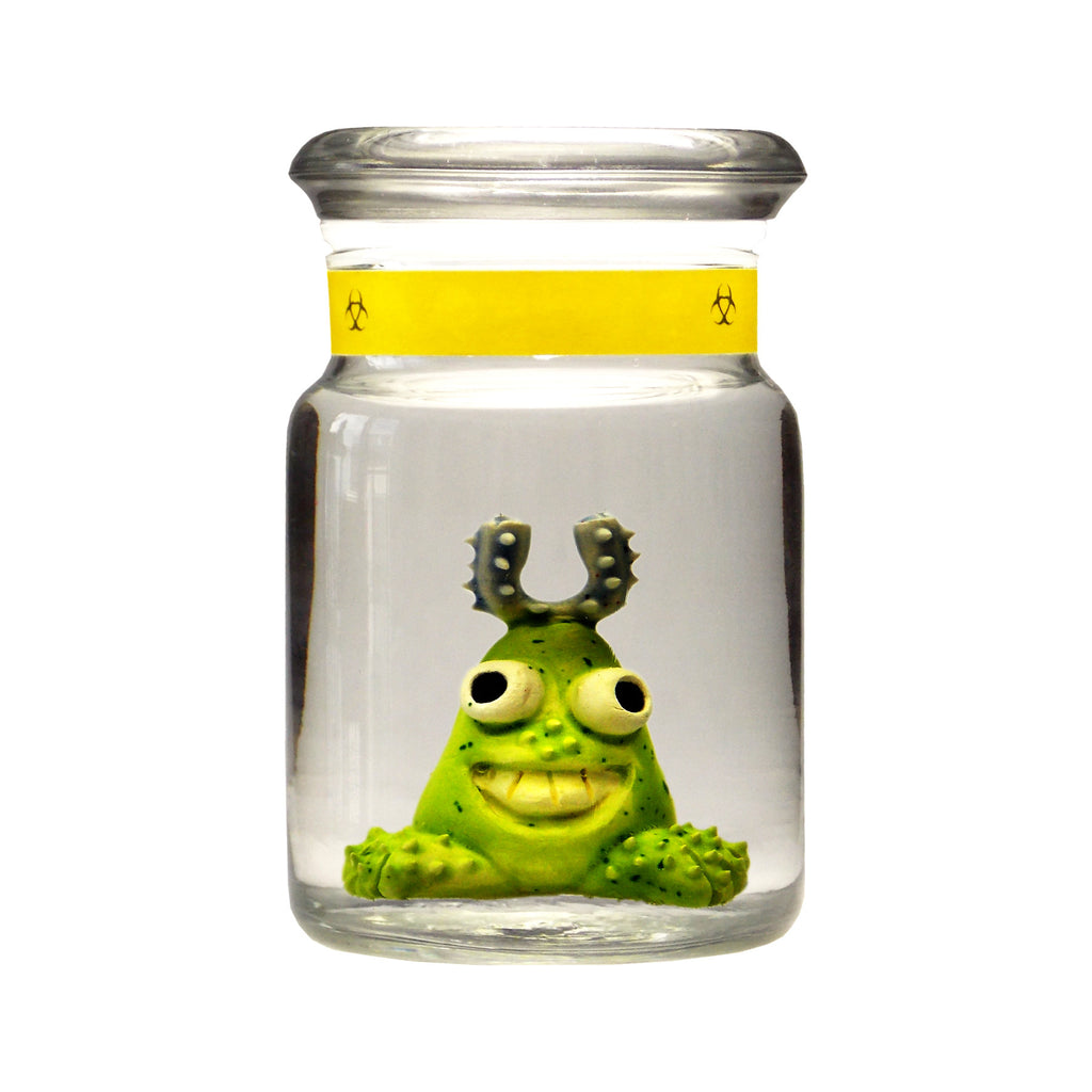 The Luck Bug - Luck good virus. I bug you. collectables.