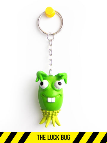 The Luck Bug Keychain