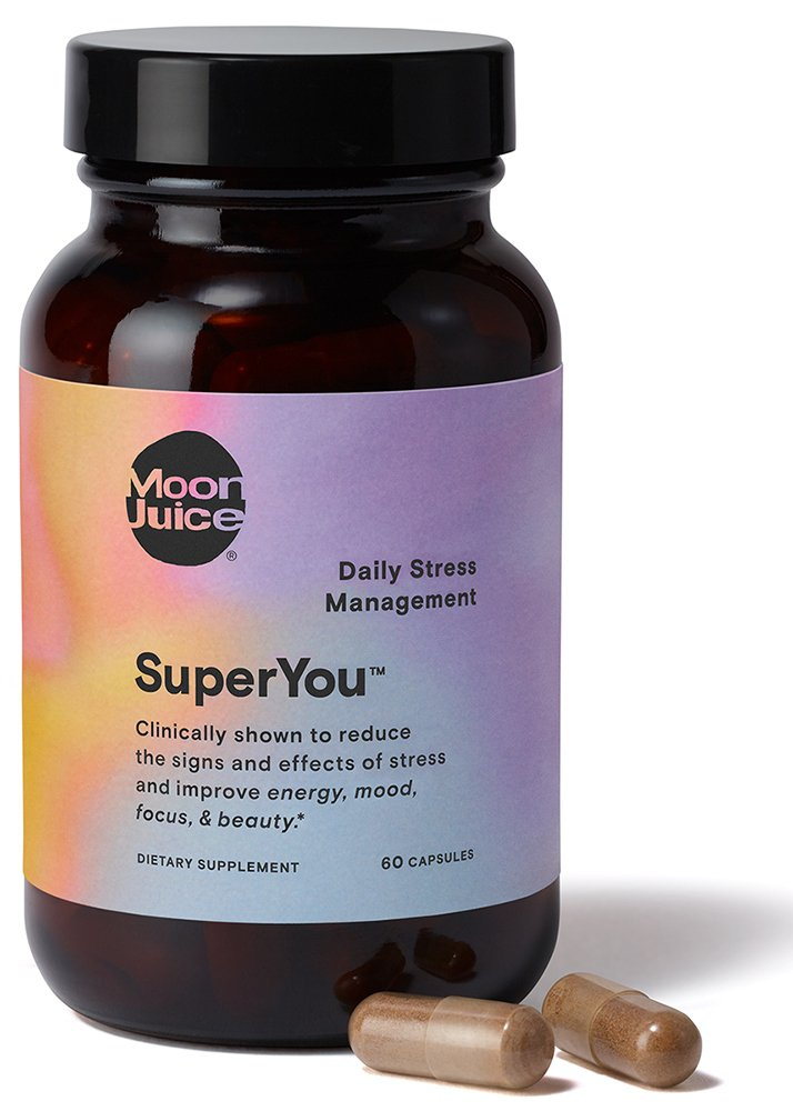 Moon Juice - SuperYou Natural Daily Stress Management Supplement