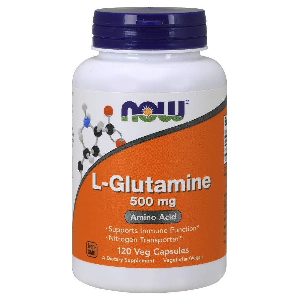 L-Glutamine by NOW