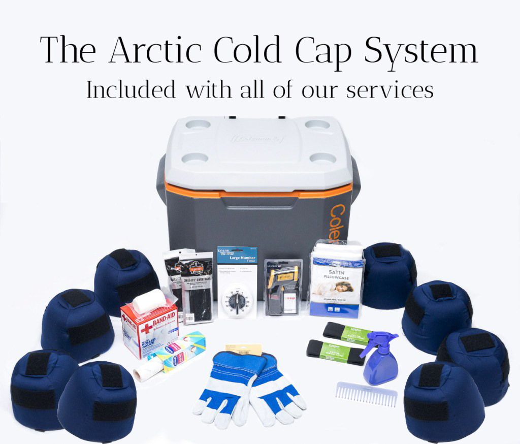 Arctic Cold Caps - Monthly Subscription