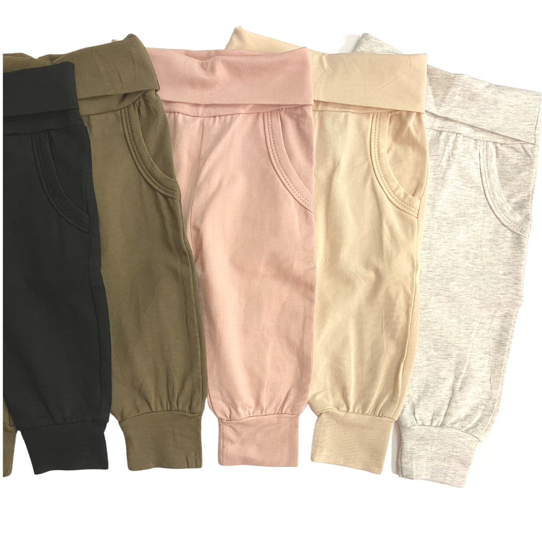 Emory Joggers in blush