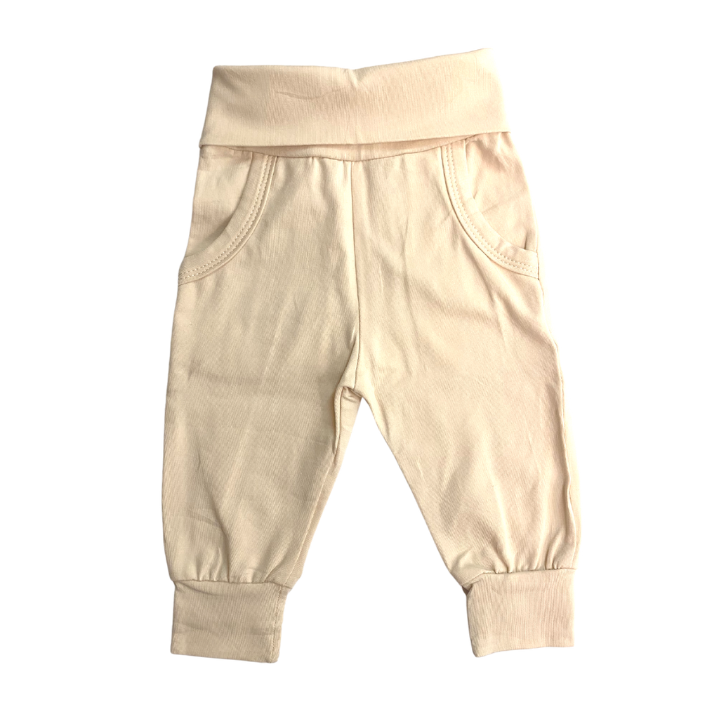 Emory Joggers in cream