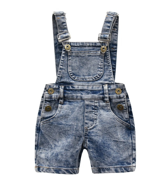 Rue denim overalls
