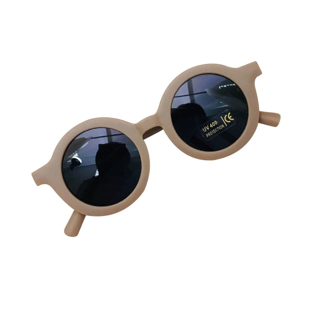 Logan Sunglasses in coffee