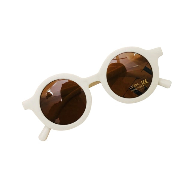 Logan Sunglasses in cream