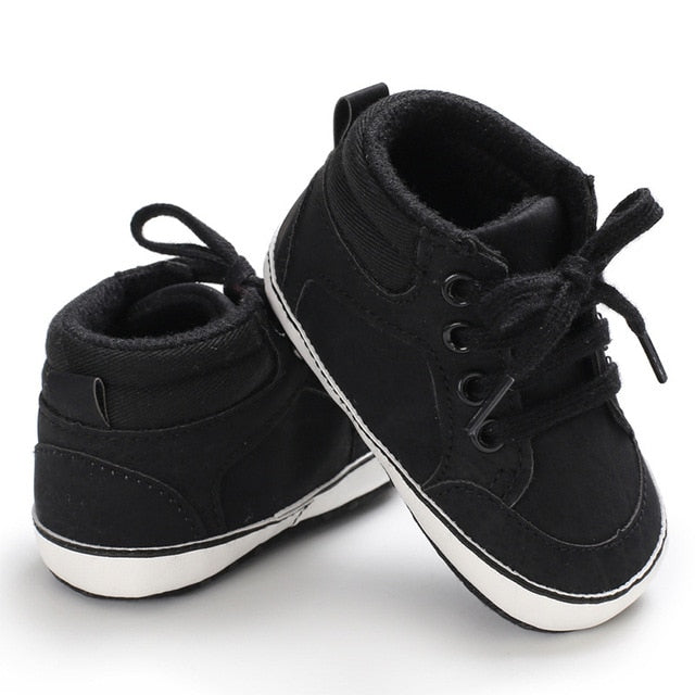 Oliver sneakers in black
