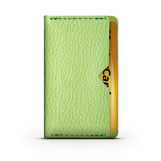 card case #1 / lime