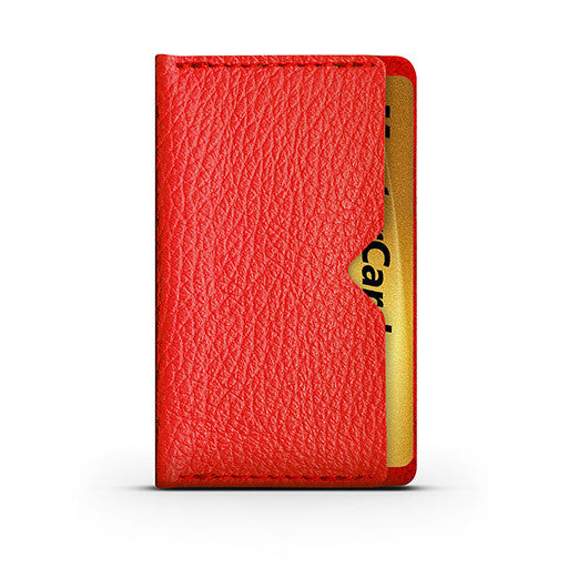 card case #1 / red