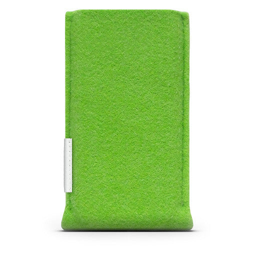 Felt Case for iPhone - green