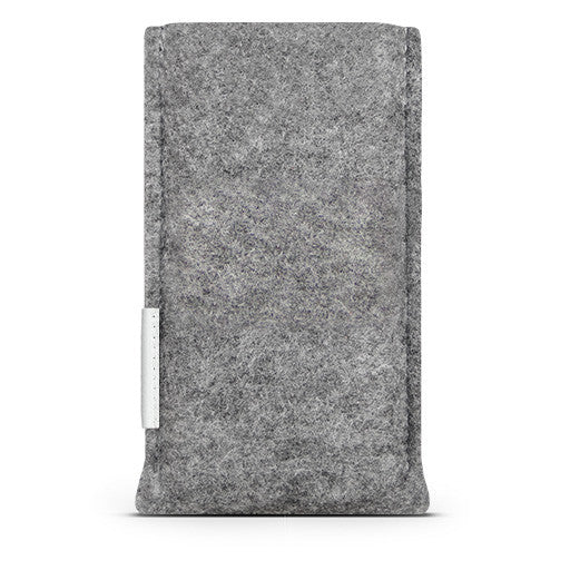 Felt Case for iPhone - grey