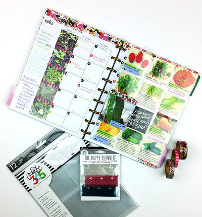 The Happy Planner™ | Garden Calendar & Journal