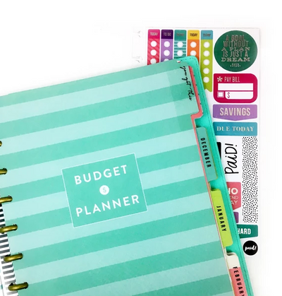 The Happy Planner® BUDGET Expansion Pack