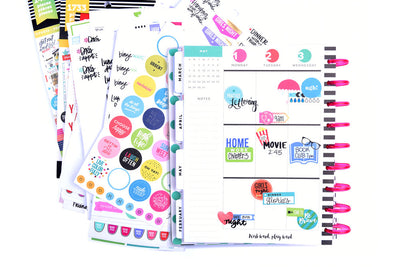 Creative & Different Ways to Use Your Happy Planner® Stickers