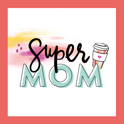 THE HAPPY PLANNER GIRL® SUPER MOM